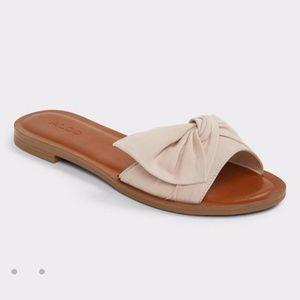 9a467f521ba7 Aldo Shoes - Aldo Enroelia Slide Sandals